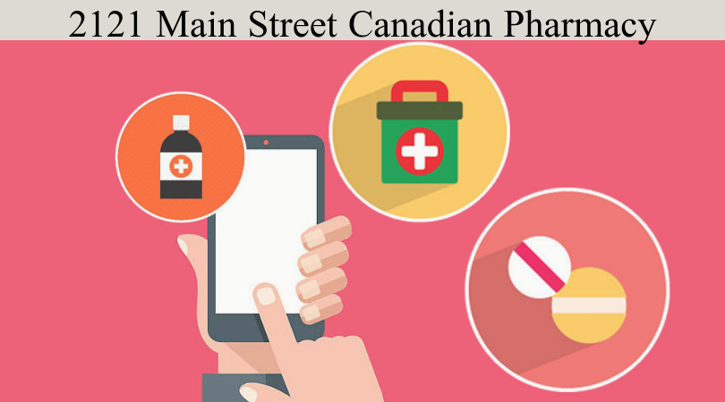 2121 Main Street Canadian Pharmacy